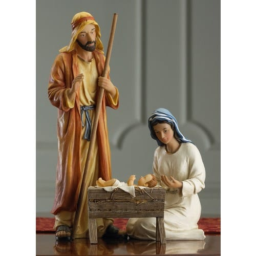 The Holy Family - Real Life Nativity, Deluxe