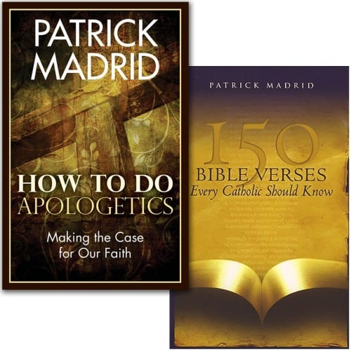 How To Do Apologetics & 150 Bibles Verses Every Catholic Should Know (2 Book Set)