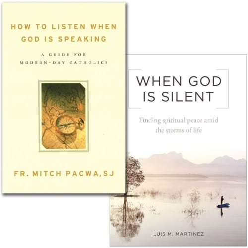 How to listen when god is speaking when god is silent 2 book set how to listen when god is speaking when god is silent 2 book set fandeluxe Images