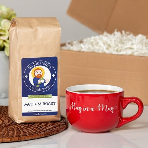 Hug in a Mug Coffee Gift Box