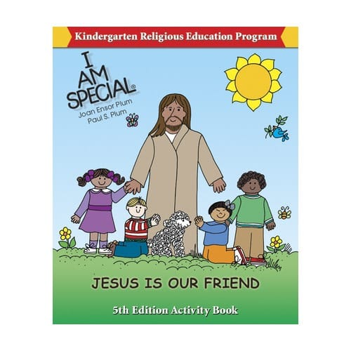 I Am Special Kindergarten Student Activity Book
