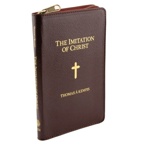 The Imitation of Christ with Zippered Cover