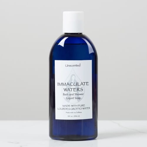Immaculate Waters Unscented Liquid Soap