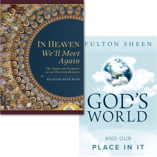 In Heaven We'll Meet Again & God's World And Our Place In It (2 Book Set)