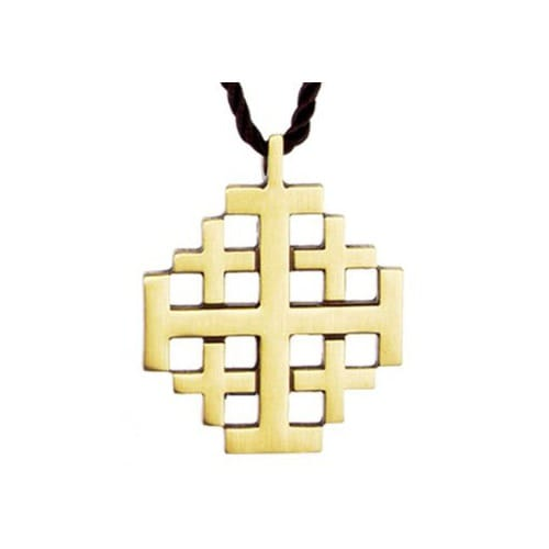 Jerusalem Cross 1 5 U0026quot