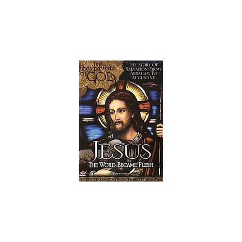 Jesus - The Word Became Flesh - DVD