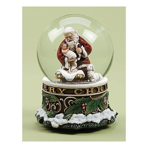Christmas Snow Globes For Kids