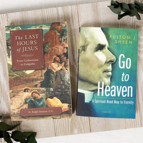 The Last Hours of Jesus & Go to Heaven: A Spiritual Road Map to Eternity (2 Book Set)