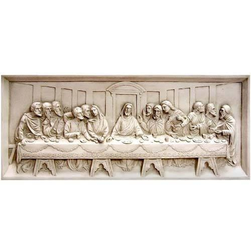 Last Supper Wall Relief The Catholic Company