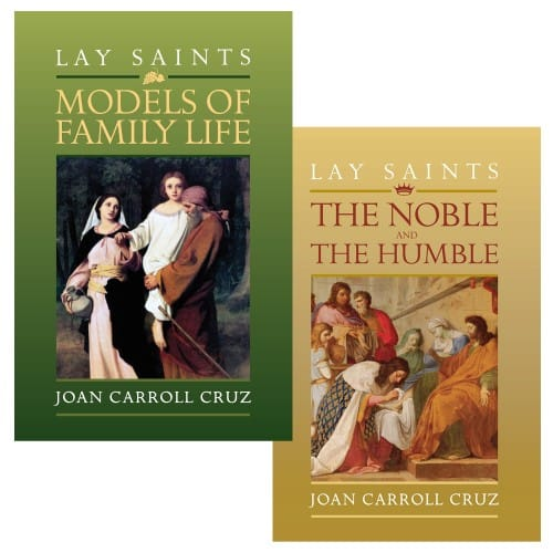 Lay Saints: Models of Family Life & The Noble and the Humble (2 Book Set)