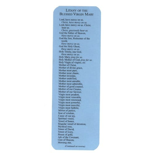 Mary Litany Of Loreto Related Keywords Mary Litany Of