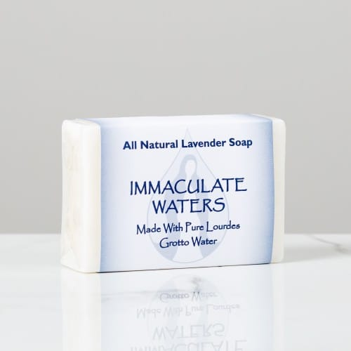 Immaculate Waters Bar Soap - Natural Lavender