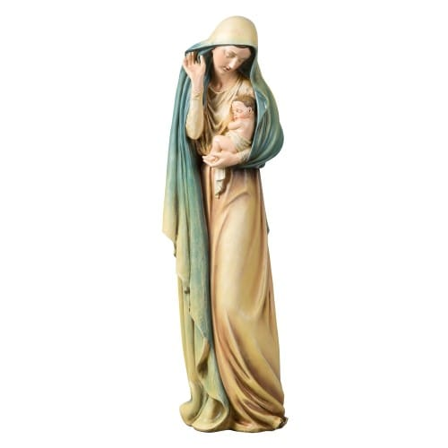 Madonna and Child Figure - 18 inch
