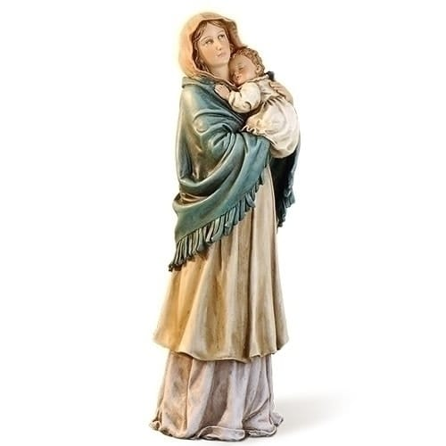 Madonna of the Streets Statue 9.25