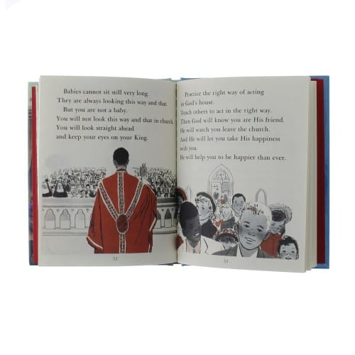 Manners In Gods House - First Prayers and First Missal for Little Catholics