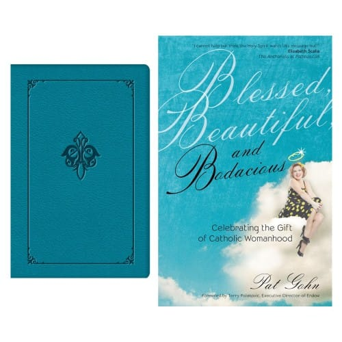 Manual for Women & Blessed, Beautiful, and Bodacious: Celebrating the Gift of Catholic Womanhood (2 Book Set)