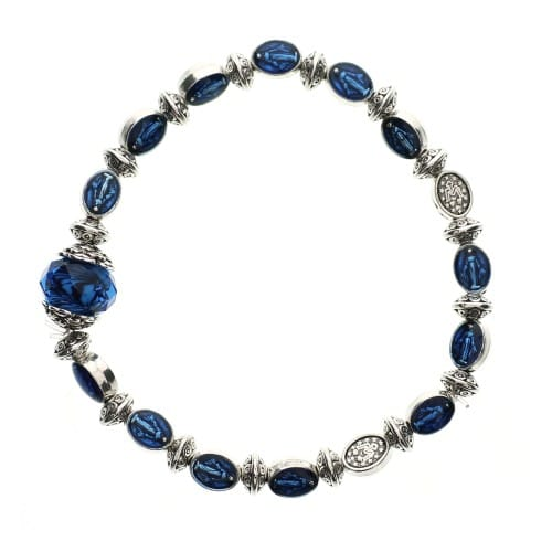 Mary Immaculate Blue Bracelet