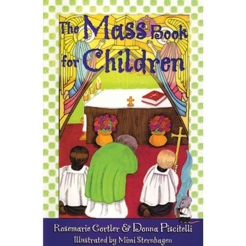 The Mass Book for Children | The Catholic Company