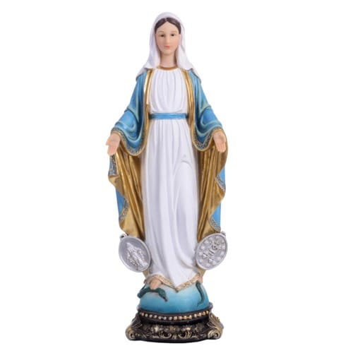 miraculous mary statue 5 u0026quot