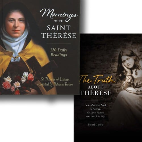 Mornings with St. Therese & The Truth About Therese (2 Book Set)