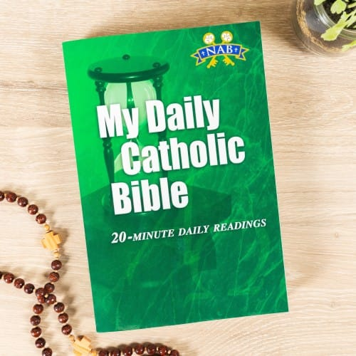 My Daily Catholic Bible, NAB Revised Edition