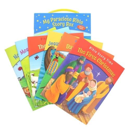 My Paraclete Bible Story Box Set The Catholic Company