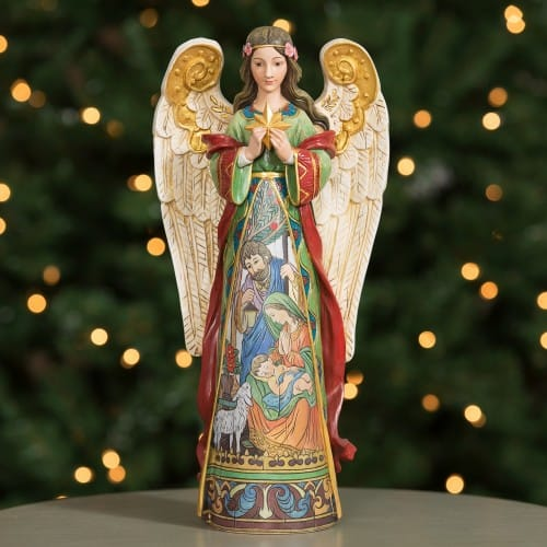 Nativity Angel Figure