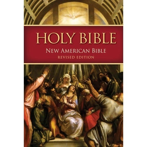 New American Bible Revised Edition The Catholic Company