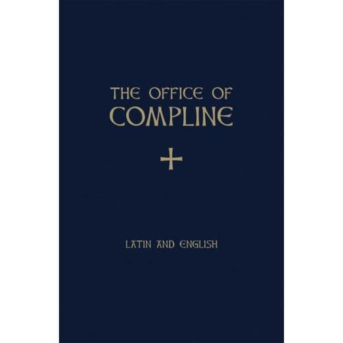 The Office Of Compline Night Prayer The Catholic Company