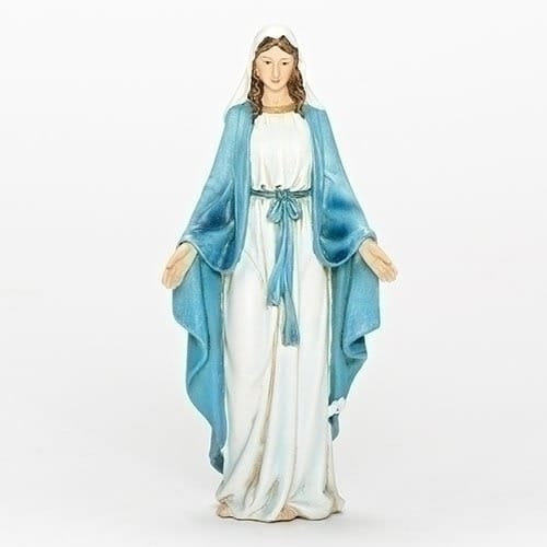 Our Lady of Grace Figure - 6