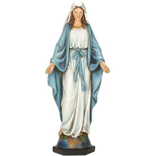Our Lady of Grace Statue 10.25