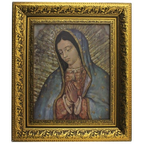 Our Lady Of Guadalupe Framed Print The Catholic Company