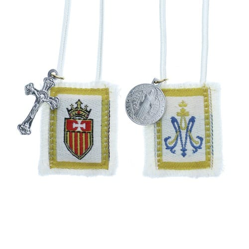 Our Lady of Mercy Scapular