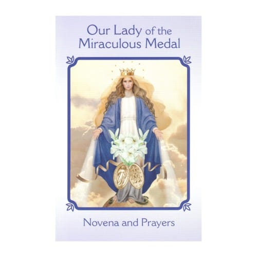 Our Lady of Miraculous Medal Novena & Prayers