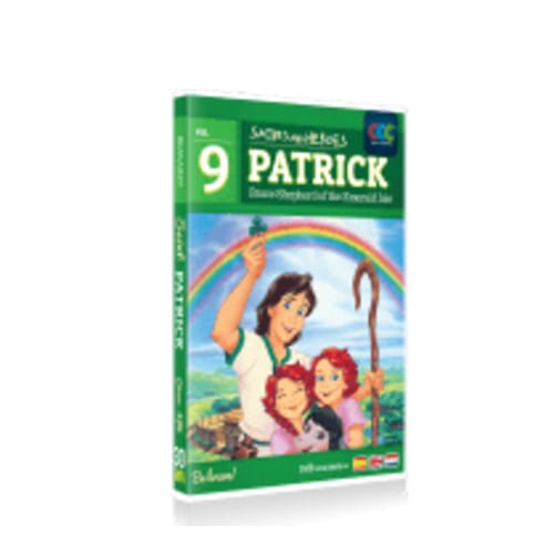 Saint Patrick Books