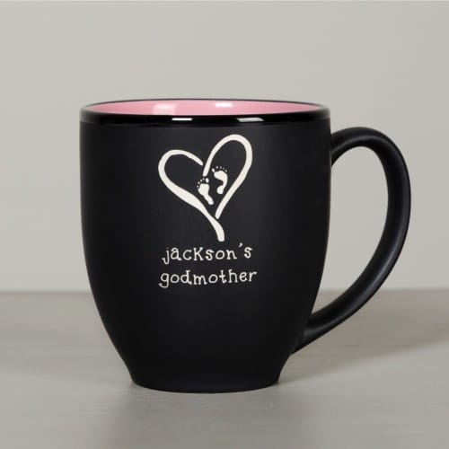 Personalized Godparent's Mug
