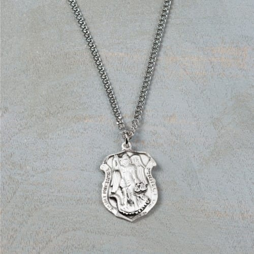 necklace st the archangel michael about