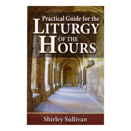 image regarding Printable Liturgy of the Hours Guide referred to as Effortless Specialist for the Liturgy of the Hrs