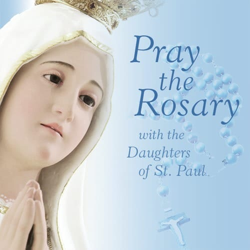 Pray the Rosary with Daughters of St. Paul CD