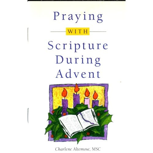 Praying with Scripture During Advent
