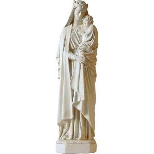 Queen Mary U0026 Christ Child Statue