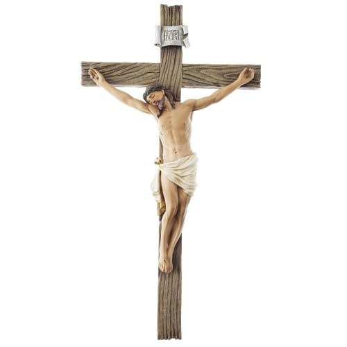 Renaissance Collection Crucifix - 13.75 inch | The ...