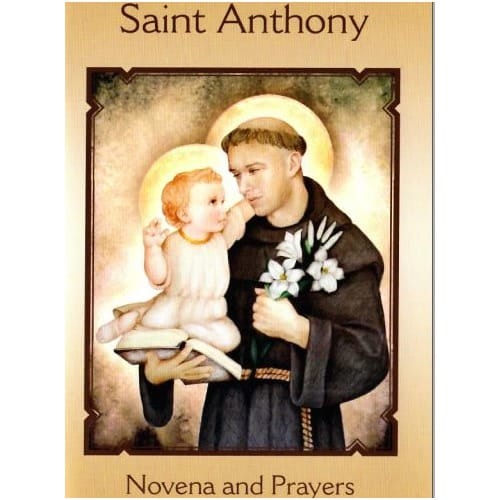Saint Anthony Novena and Prayers