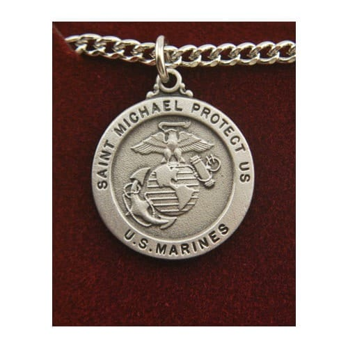 Saint Michael US Marines Medal<!militmed>