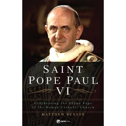 Saint Pope Paul VI:Celebrating the 262nd Pope of the Roman Catholic Church
