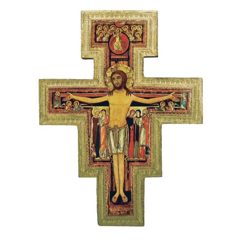 San Damian Cross, 10