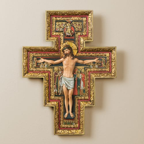 San Damiano Cross 10