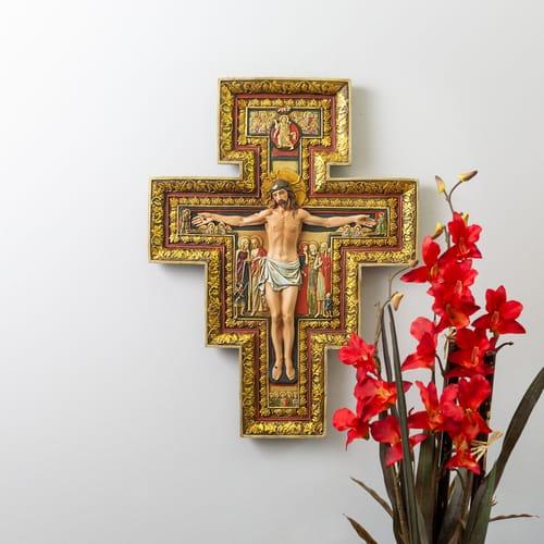 San Damiano Cross The Catholic Company