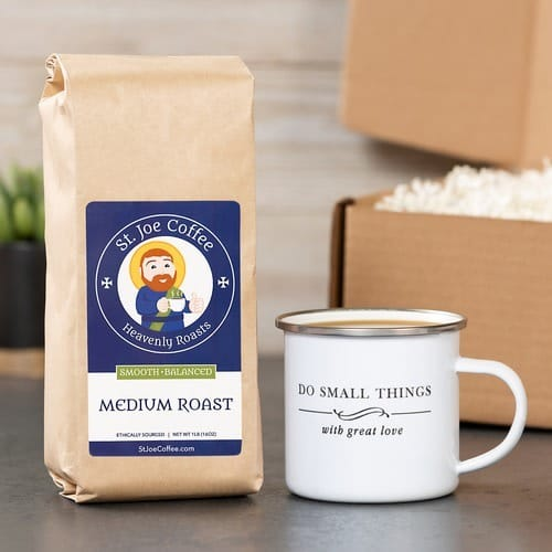 Small Things Great Love Coffee Gift Box