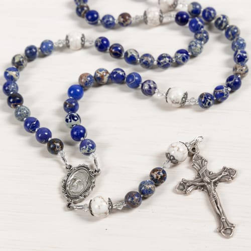 Special Edition Saint Mother Teresa Rosary